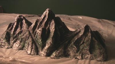 Mt. Everest model
