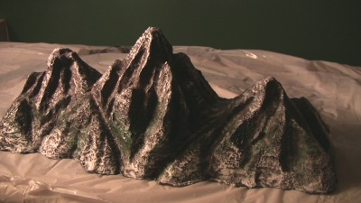 mt. everest model