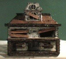 Haunted house design